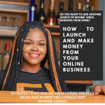 HOW TO LAUNCH AND PROFIT FROM YOUR ONLINE BUSINESS