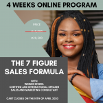 HOW TO GENERATE CONSISTENT SALES  FOR YOUR BUSINESS DURING THIS PERIOD